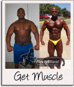 Get Muscle Personal Trainer