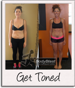 Get Toned Personal Trainer