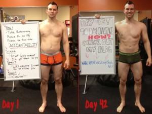 Stephen 90 Day Challenge Day 42