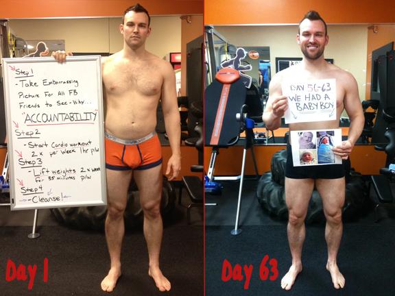 Stephen 90 Day Challenge Day 63