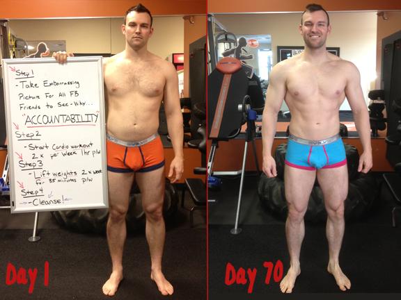 Stephen 90 Day Challenge Day 70